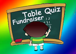 Taney Table Quiz