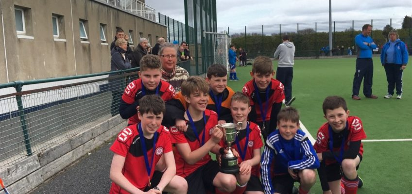 6th Class League Winners