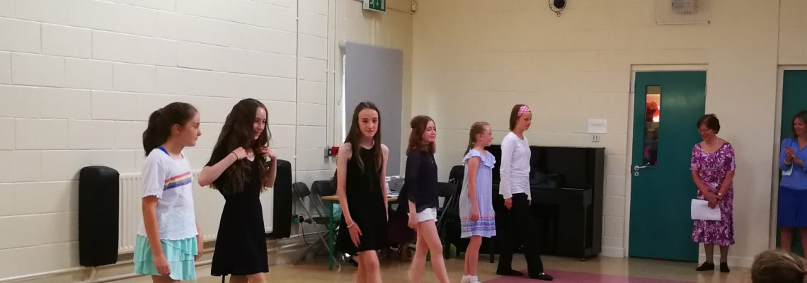 Irish Dancing Display
