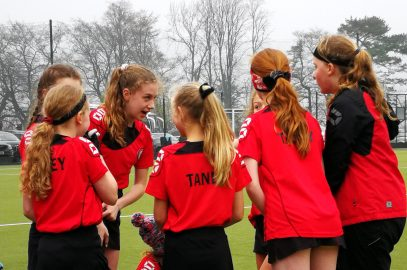 St. Gerard's End of Season Girls Hockey Tournament for Primary School League