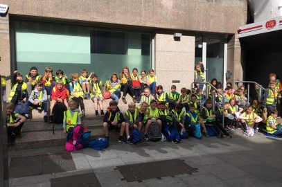 4th Class trip to National Museum of Ireland