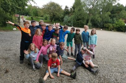 2nd Class Greenan Farm and Maze