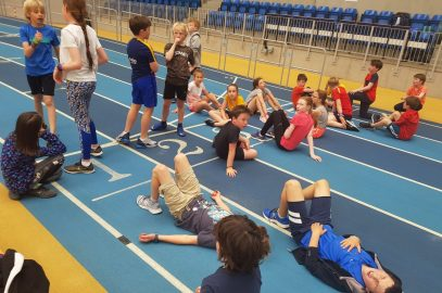 Fourth Class Tour to the National Sports Campus and Aquatic Centre
