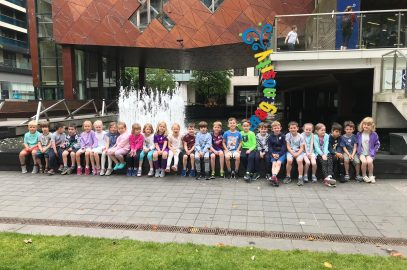 Senior Infants School Tour to Imaginosity