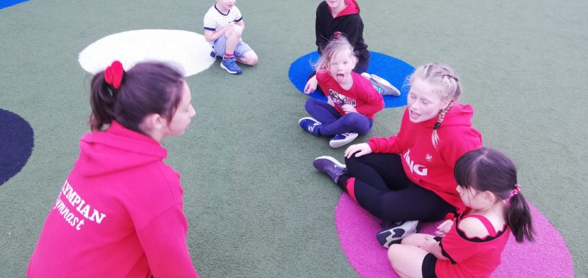 National Fitness Day – 6th & Junior Infants