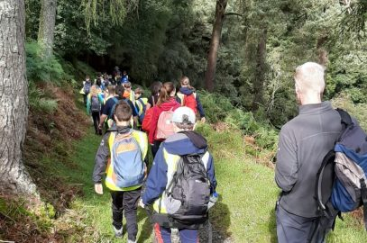 """""""Take a Hike"""" at Wicklow Mountains National Park"""