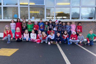 Christmas Jumper Day & Crosscare Foodbank Collection