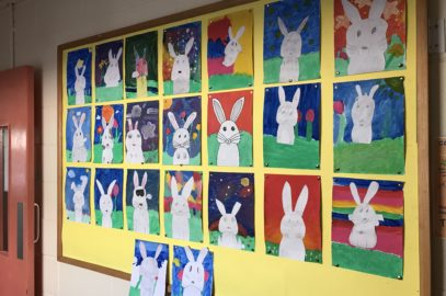 Happy Easter from 4th Class!