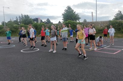 5th Class Sports Day
